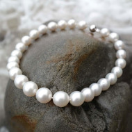 Broome Pearl White Necklace