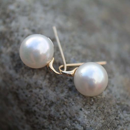 Broome Pearl Earrings