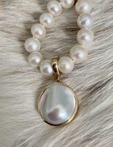 Mabe blister Pearl enhancer