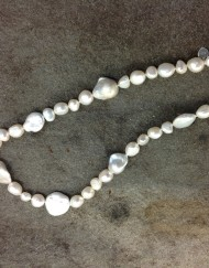 Freshwater pearl big small