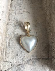 Heart Mabe pearl enhancer