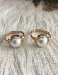 Gold Jake Ring