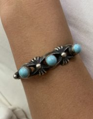 Pia Turquoise Cuff